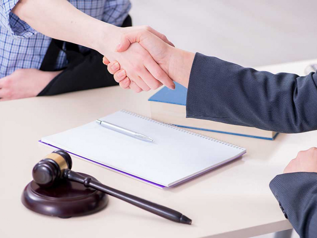 Reach out to attorney Sharpe when you need legal guidance